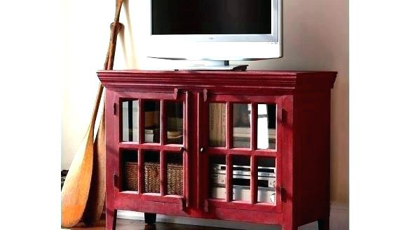 Trendy Lockable Tv Stands Regarding Ikea Red Cabinet Tv Stand Multi Use Lockable Choices Of Modern (View 22 of 25)