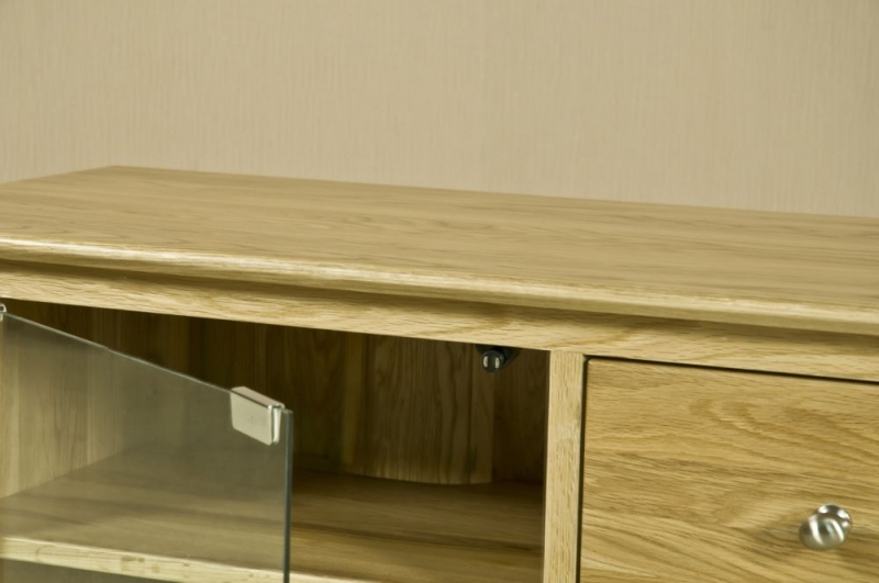 Tryonforcongress Pertaining To Widely Used Tv Cabinets With Glass Doors (Image 14 of 25)