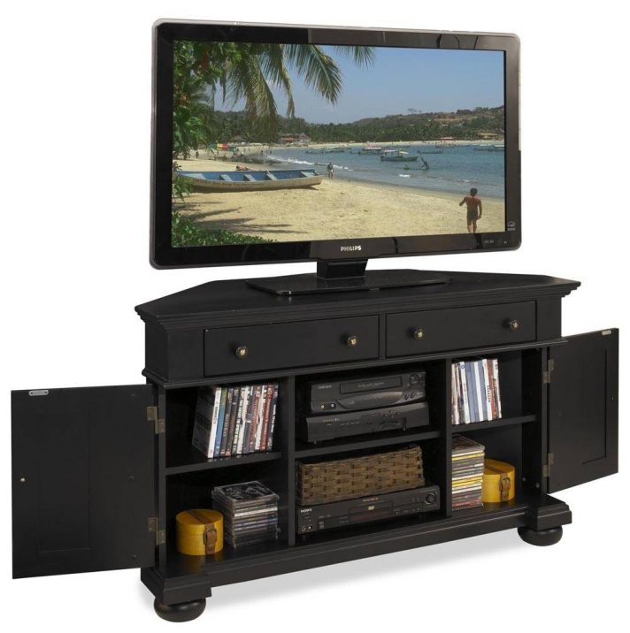 Tv Stand Fireplace Minimalist Ikea Black Grey Corner Threshold In Preferred Casey Grey 74 Inch Tv Stands (View 6 of 25)