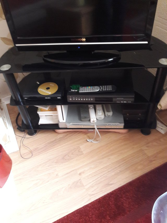 Tv Stand – Second Hand Household Furniture, Buy And Sell In Leeds With Current Wakefield 97 Inch Tv Stands (Image 23 of 25)
