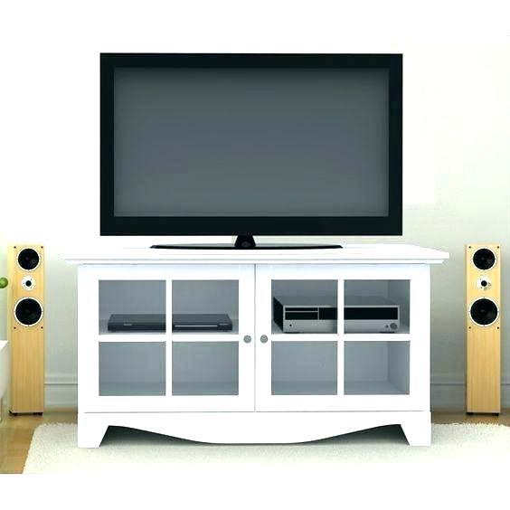 Tv Stand With Mirror Doors – Kingofbeasts Regarding Recent Tv Cabinets With Glass Doors (View 2 of 25)