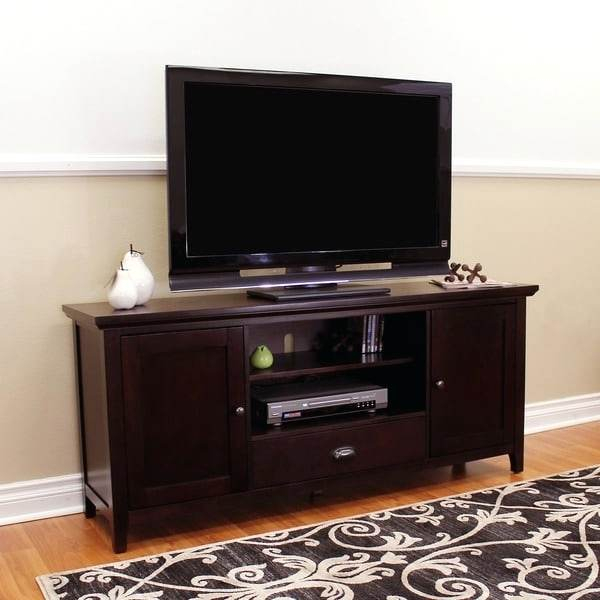 Tv Stands For 60 Inch Stand Flat Screens Media Console Table Plans Inside Latest Century Sky 60 Inch Tv Stands (View 4 of 25)