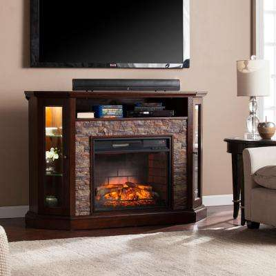Tv Stands – Living Room Furniture – The Home Depot Intended For Most Up To Date Canyon 54 Inch Tv Stands (Image 15 of 25)