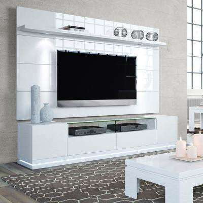 Tv Stands – Living Room Furniture – The Home Depot With Most Recent Lauderdale 62 Inch Tv Stands (Image 18 of 25)