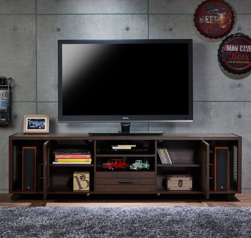 Tv Stands, Tvs And Consoles With Regard To Best And Newest Rowan 74 Inch Tv Stands (Image 22 of 25)