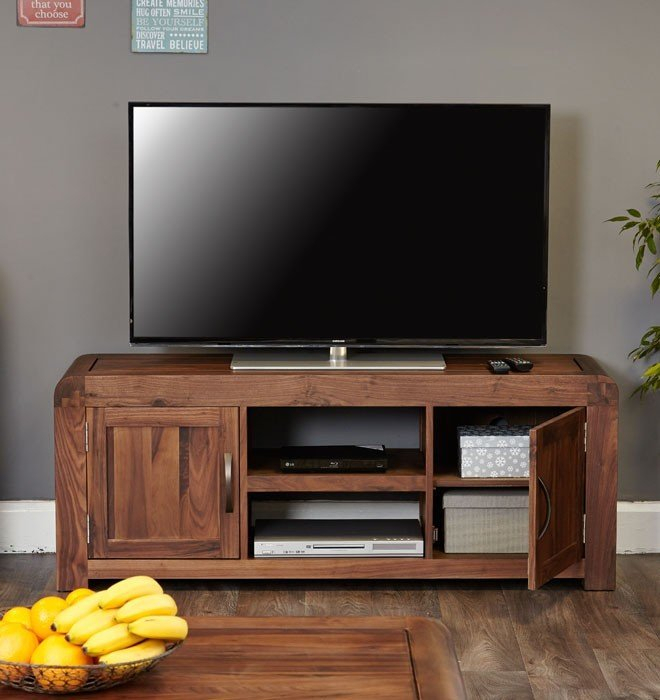 Tv Stands Uk – Tv Cabinets And Plasma Tv Furniture In Recent Wide Tv Cabinets (View 9 of 25)