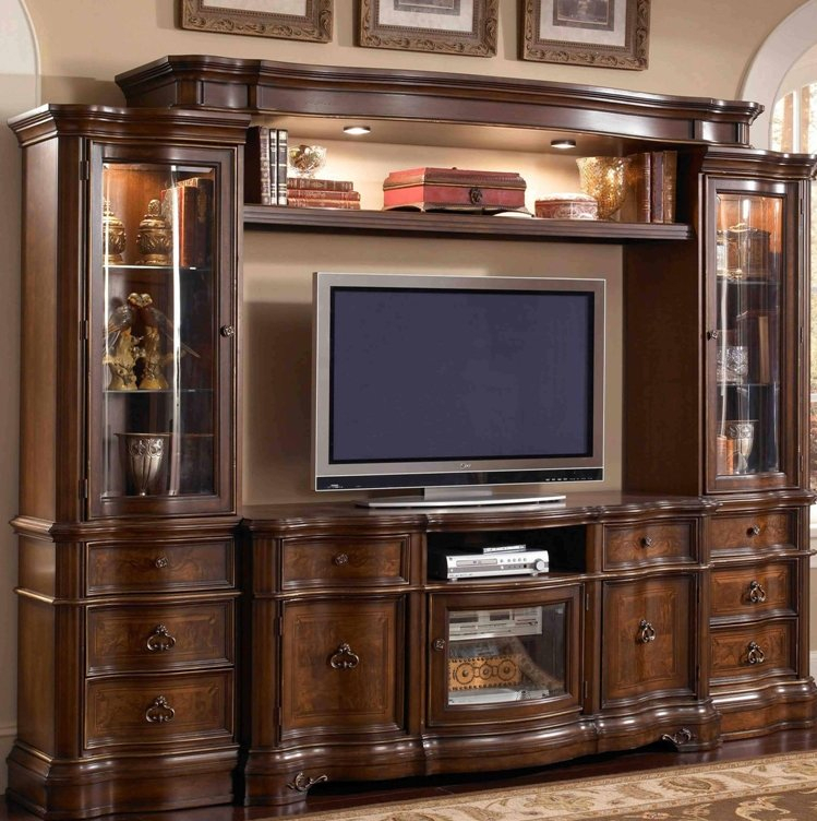 Tv Stands With Hutch You'll Love (View 7 of 12)
