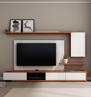 Tv Wall Design (View 9 of 25)