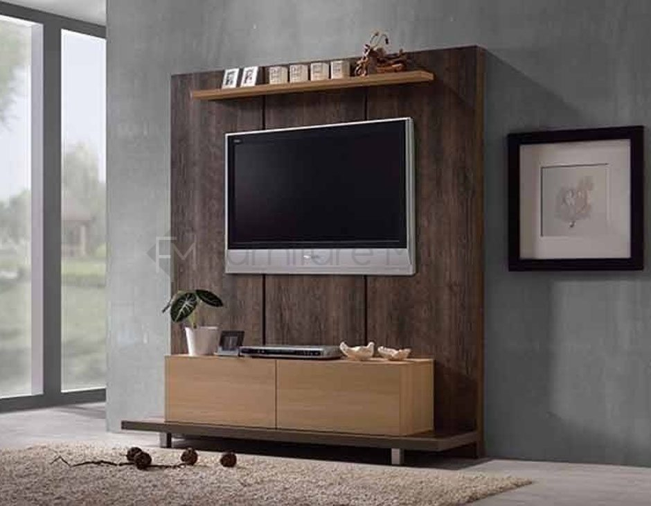 Tv8087 Tv Wall Cabinet (View 2 of 25)