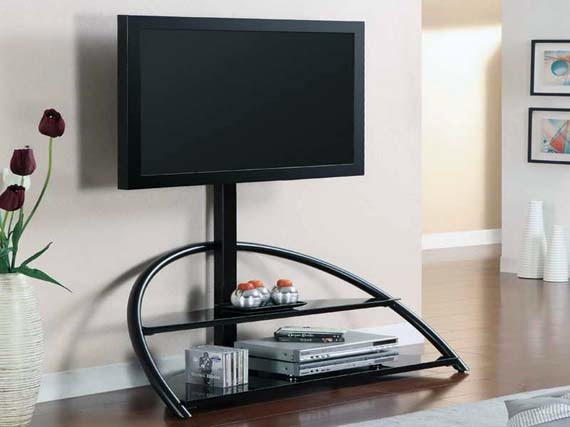Unique Tv Stand For Flat Screens - Ayanahouse with regard to Trendy Unique Tv Stands For Flat Screens