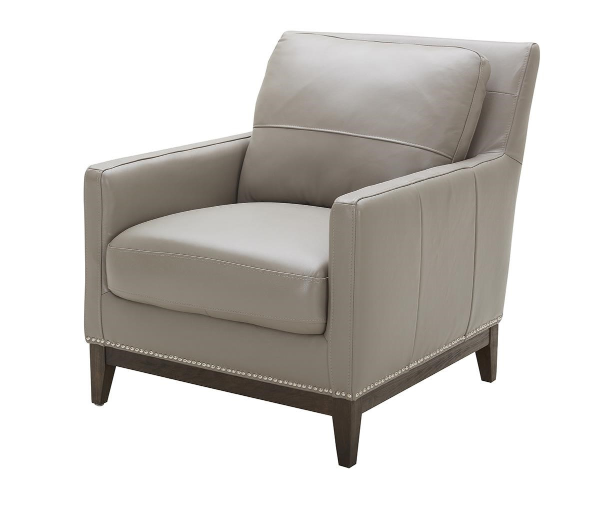 Urban Evolution Grandin Tufted Leather Chair | Belfort Furniture For Grandin Leather Sofa Chairs (View 3 of 25)