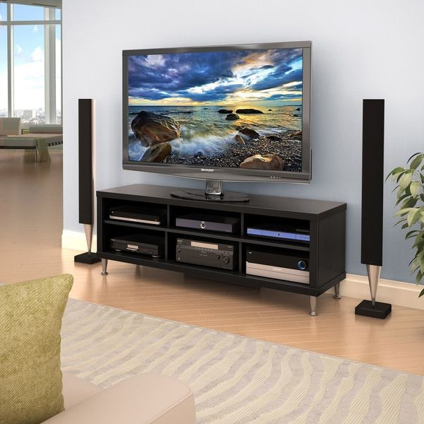 Valhalla Broadway Black 55 Inch Tv Stand (Photo 5 of 25)