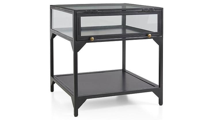 Ventana Black Console Throughout Recent Ventana Display Console Tables (Image 16 of 25)