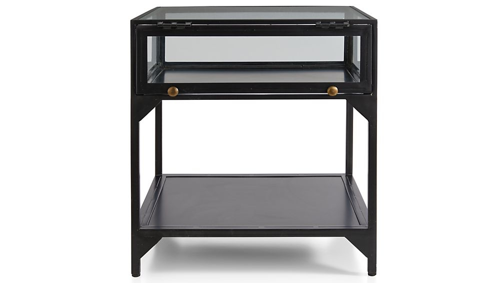 Ventana Display End Table + Reviews (Photo 18 of 25)