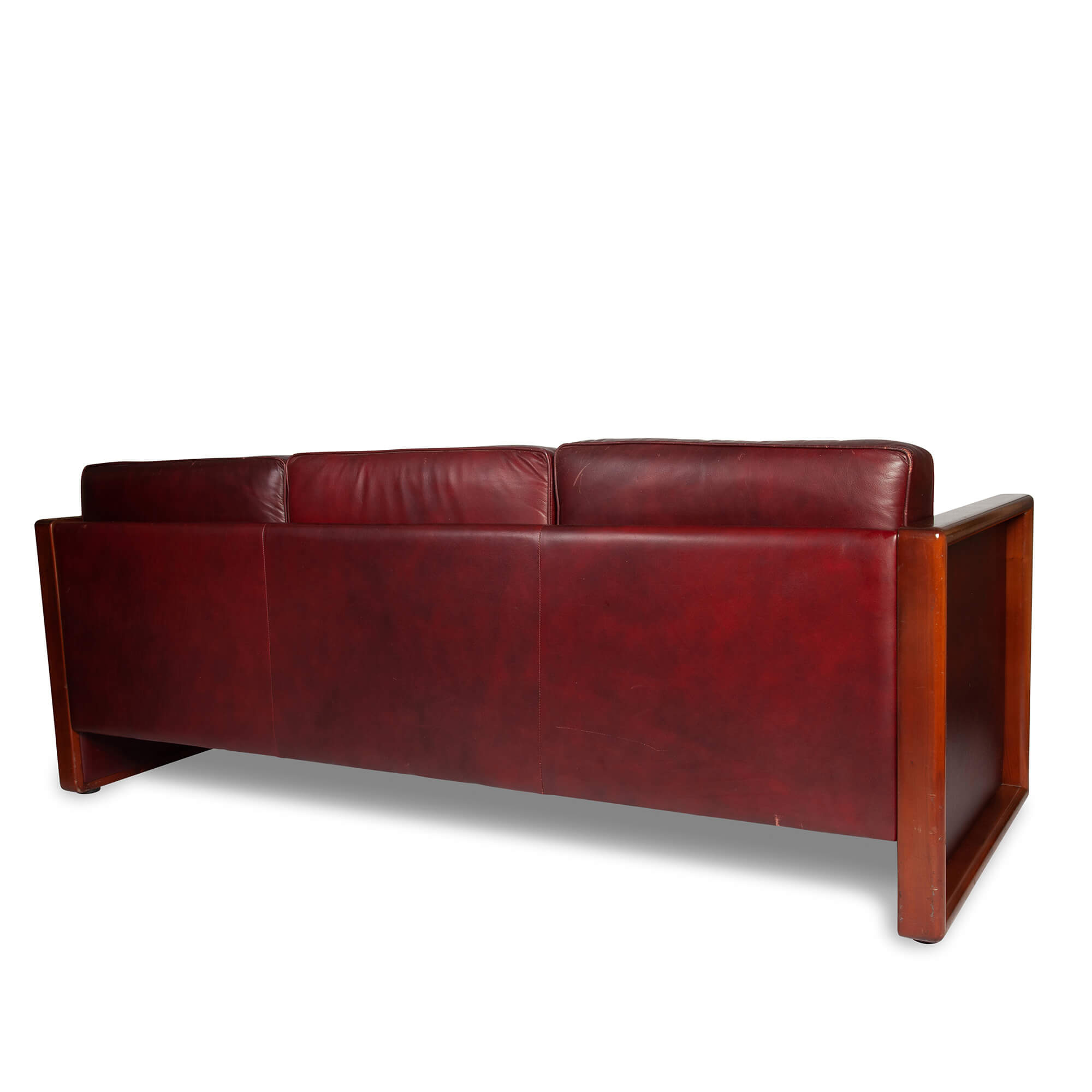 Vintage Walter Knoll Leather Sofa Inside Walter Leather Sofa Chairs (View 5 of 25)