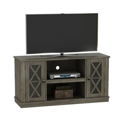 """Wade Logan Mendoza Tv Stand For Tvs Up To 50"""" & Reviews (Image 14 of 25)"""