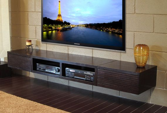 Featured Photo of Kilian Black 60 Inch Tv Stands