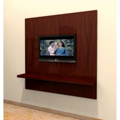 Wall Mounted Tv Stand Plywood, Wall Mount Television Stand Throughout Widely Used Wall Mounted Tv Racks (Image 24 of 25)