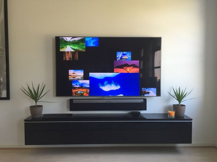 Wall Mounted Tv, Wall Mount (View 2 of 25)