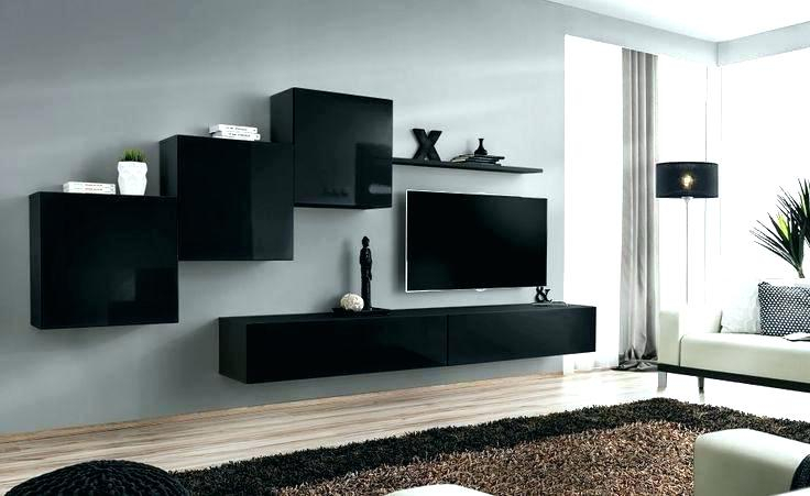 Wall Tv Units Units For Living Room Modern Wall Unit Designs For Within Trendy Modern Design Tv Cabinets (View 22 of 25)