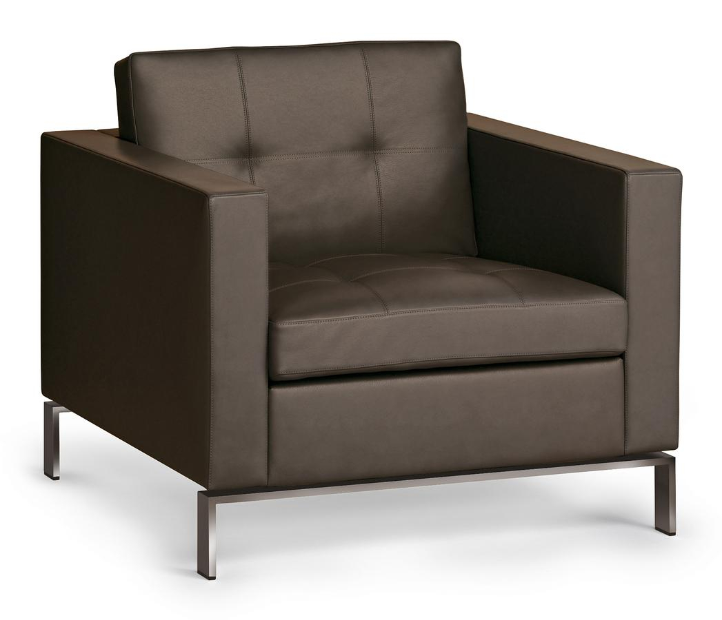 Walter Knoll Foster Armchair 502Norman Foster, 2011 – Designer Regarding Walter Leather Sofa Chairs (Image 16 of 25)