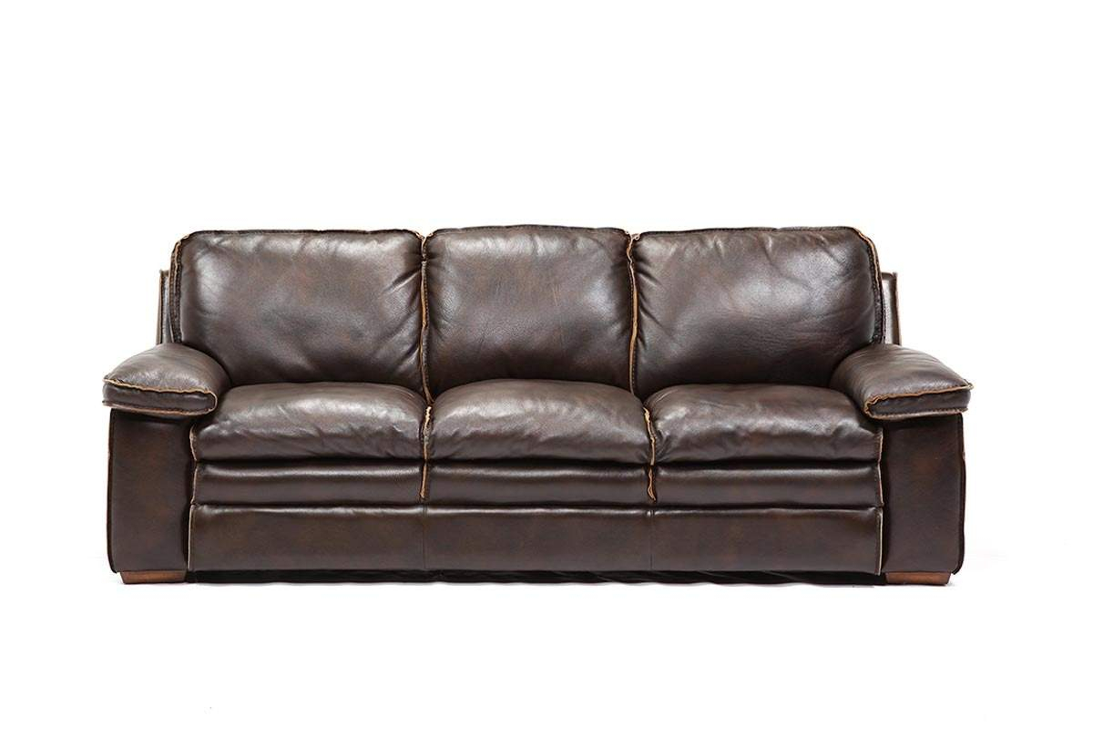 Featured Image of Walter Leather Sofa Chairs