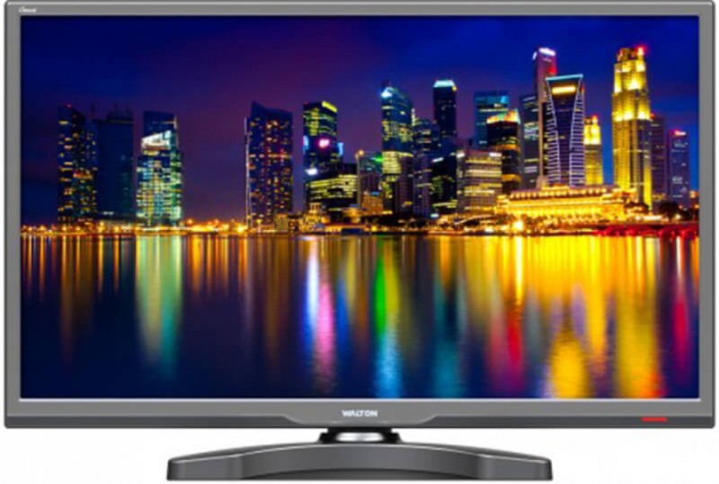 Walton We4 Dh32 Bx200 32Inch Smart Tv Price In Bangladesh – Buy Intended For Most Popular Walton 72 Inch Tv Stands (Image 18 of 25)