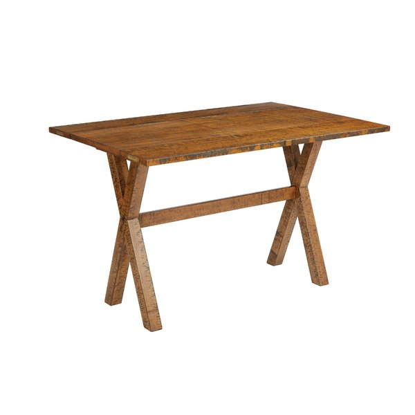 Featured Photo of Layered Wood Small Square Console Tables