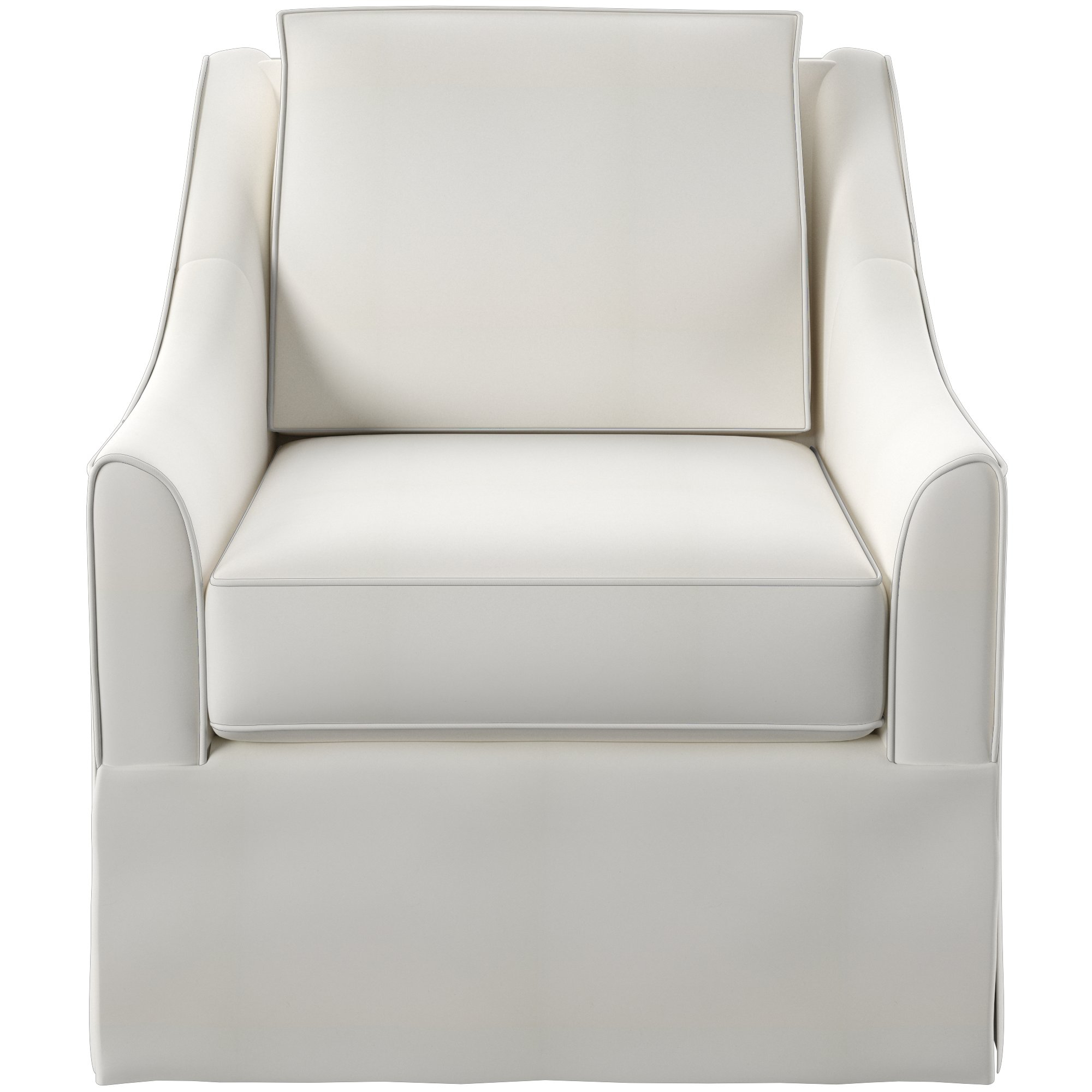 Wayfair Custom Upholstery™ Bella Swivel Chair & Reviews | Wayfair In Devon Ii Swivel Accent Chairs (View 16 of 25)