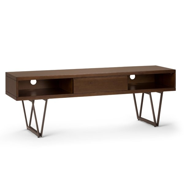 Wayfair Throughout Current Marvin Rustic Natural 60 Inch Tv Stands (View 18 of 25)