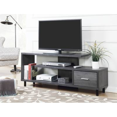 Wayfair Throughout Famous Edwin Grey 64 Inch Tv Stands (Image 20 of 25)
