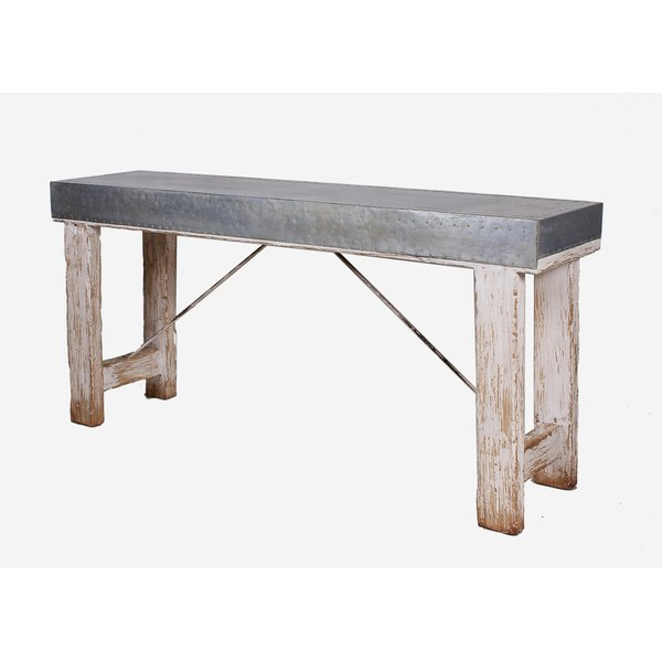 Wayfair Within Fashionable Layered Wood Small Square Console Tables (View 3 of 25)