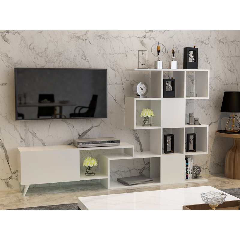 Wayfair Within Preferred Lauderdale 74 Inch Tv Stands (View 17 of 25)