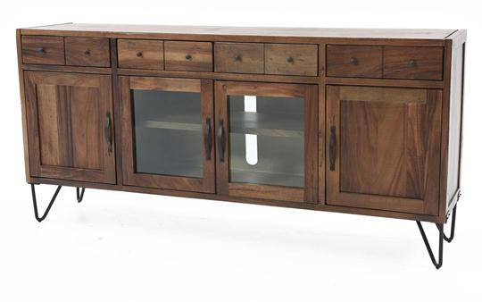 Weir's Furniture Intended For Favorite Dixon White 84 Inch Tv Stands (Image 23 of 25)
