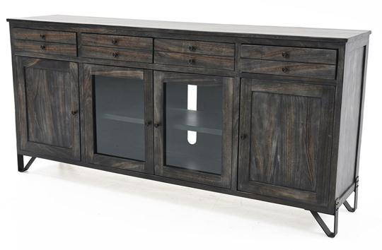 Weir's Furniture With Regard To 2017 Dixon White 84 Inch Tv Stands (Image 24 of 25)
