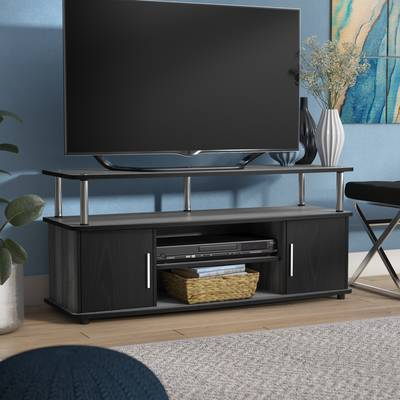 """Well Known Caden 63 Inch Tv Stands With Wade Logan Mendoza Tv Stand For Tvs Up To 50"""" & Reviews (Image 23 of 25)"""