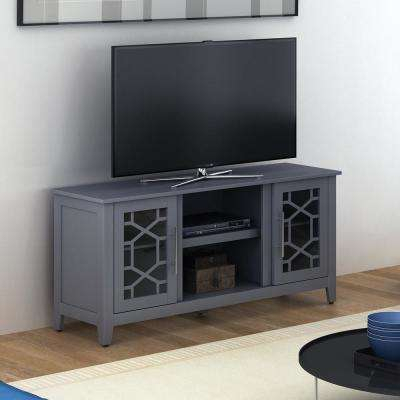 Well Known Century Blue 60 Inch Tv Stands With Regard To Tv Stands – Living Room Furniture – The Home Depot (View 10 of 25)