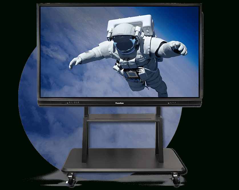 Well Known Dixon White 58 Inch Tv Stands Throughout Activpanel Stands – Interactive Flat Panel Displays (Image 24 of 25)