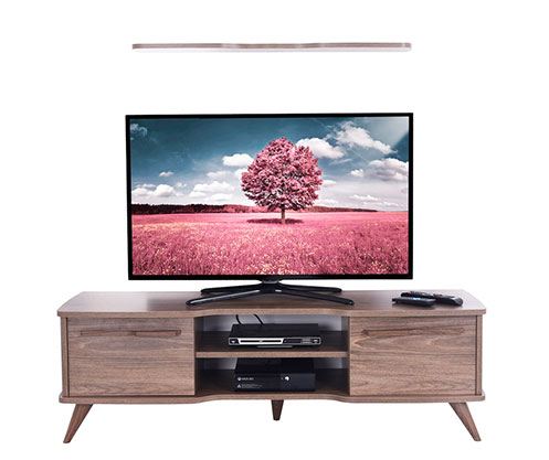Well Known Ducar 74 Inch Tv Stands Intended For Tv Ünitesi Modelleri Ve Televizyon Sehpası Fiyatları – Vivense Mobilya (View 13 of 25)