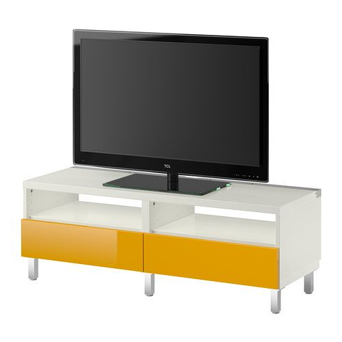 Well Known Ikea Built In Tv Cabinets Intended For Bestå Tv Bench With Drawers Ikea Built In Cable Management Keeps (View 6 of 25)