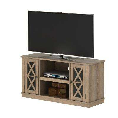 Well Known Pine Tv Stands Throughout Pine – Tv Stands – Living Room Furniture – The Home Depot (View 13 of 25)