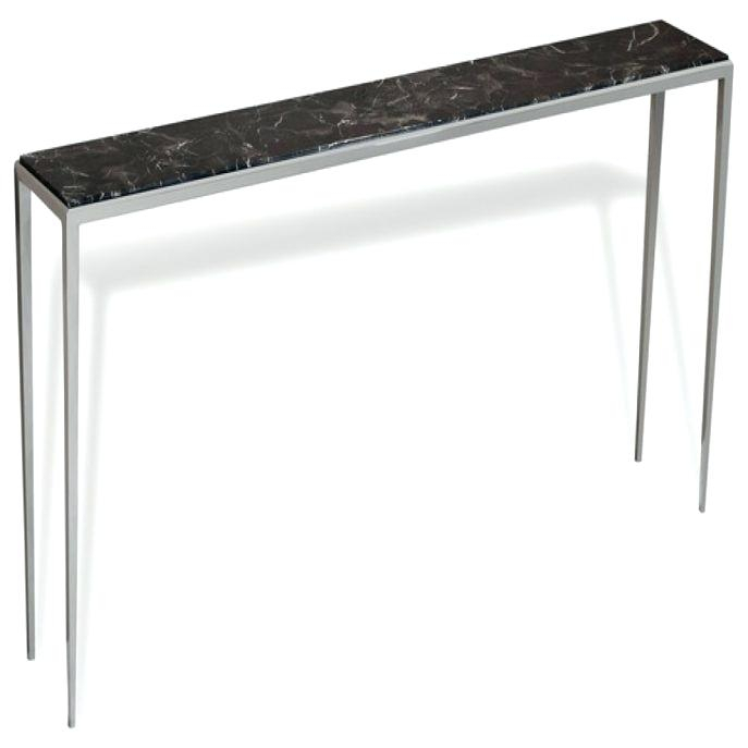 Well Known Silviano 60 Inch Iron Console Tables With Regard To 60 Inch Console Table – Hepsy (Image 25 of 25)