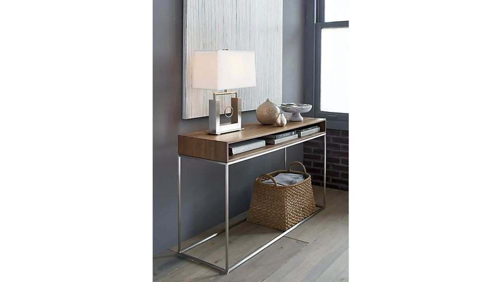 Well Known Silviano 84 Inch Console Tables Intended For Wonderful 10 Deep Console Table For 8 Inch Deep Console Table (Image 25 of 25)