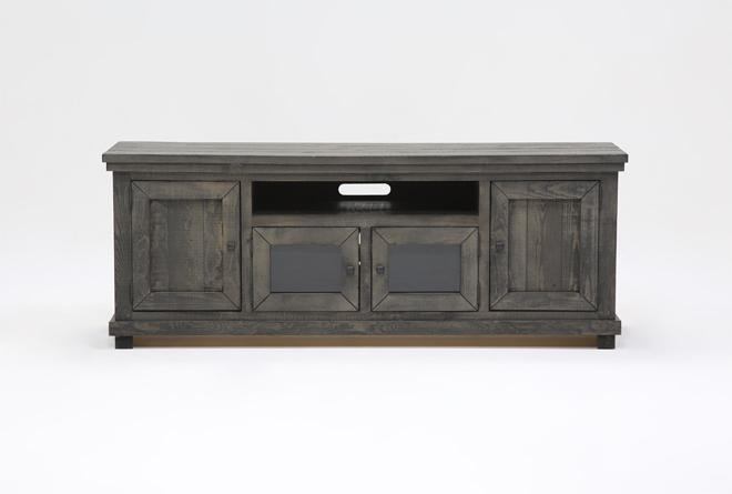 Featured Image of Sinclair Grey 74 Inch Tv Stands