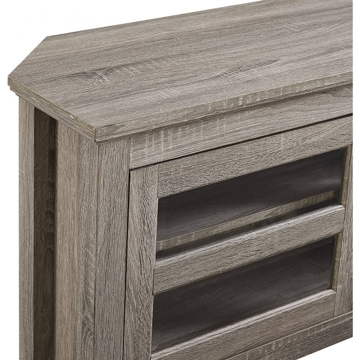 Well Liked Casey Grey 74 Inch Tv Stands With Tv Riser Ikea Hack Small Entertainment Center Media Unit Rustic (View 15 of 25)