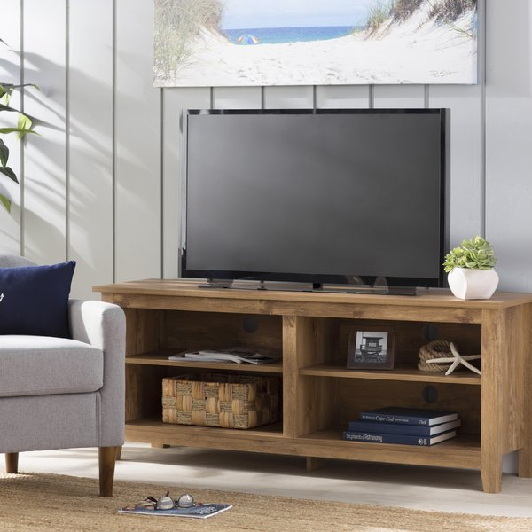 Well Liked Edwin Black 64 Inch Tv Stands Intended For Tv Stand Assembly Instructions (View 11 of 25)