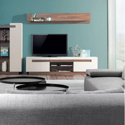 """Well Liked Maddy 70 Inch Tv Stands Intended For Orren Ellis Tysen High Gloss Tv Stand For Tvs Up To 60"""" & Reviews (Image 24 of 25)"""
