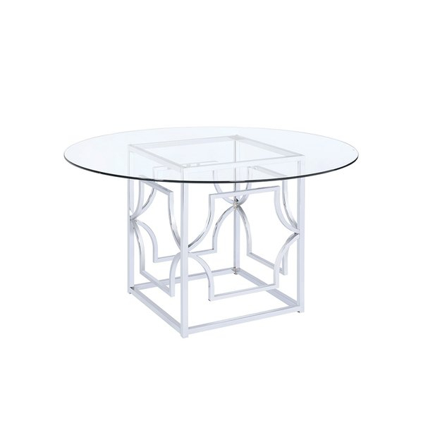 Well Liked Mix Leather Imprint Metal Frame Console Tables With Glass Table Base Only (Image 25 of 25)