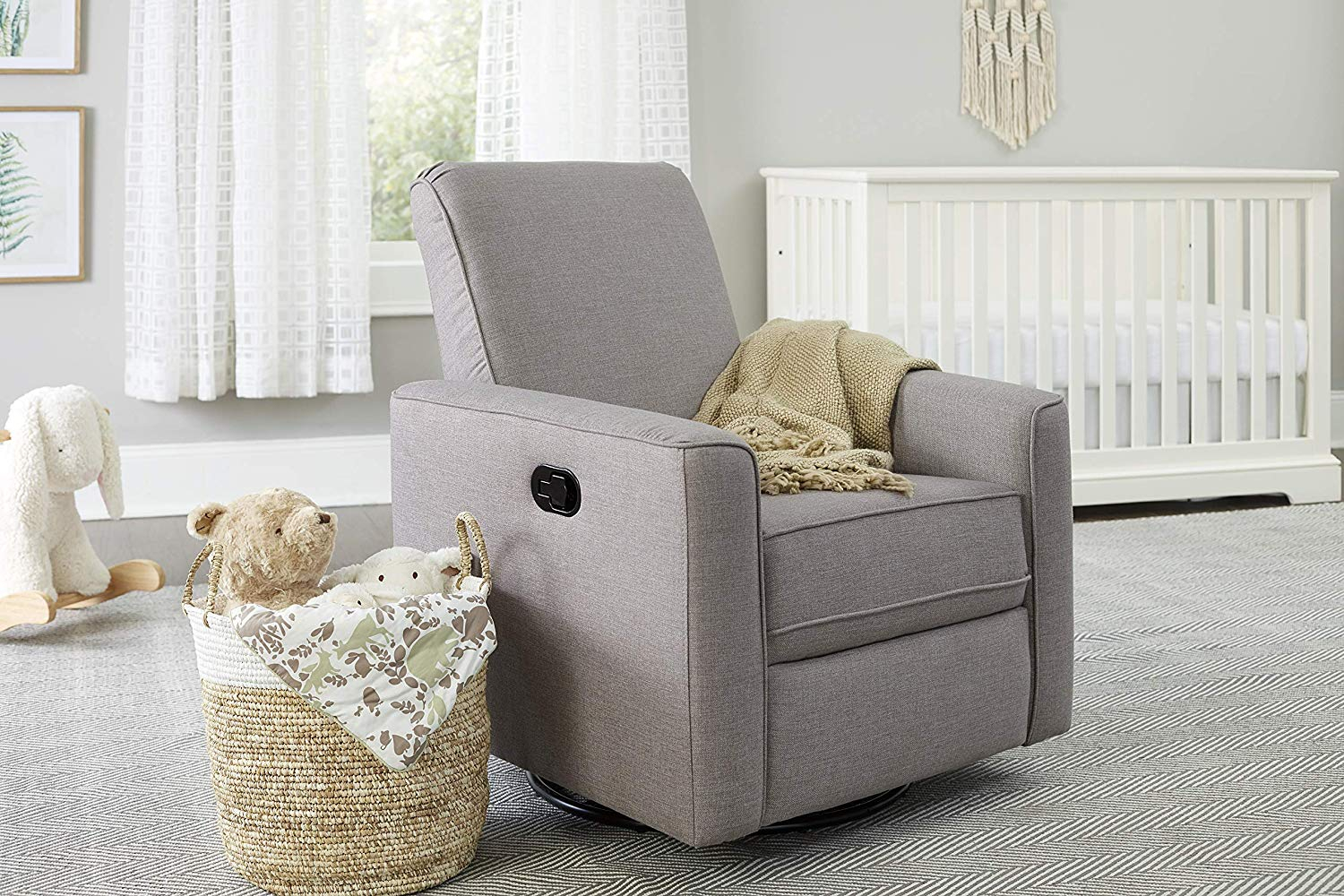 Westwood Design Aspen Swivel And Manual Reclining Glider With Regard To Aspen Swivel Chairs (View 5 of 25)