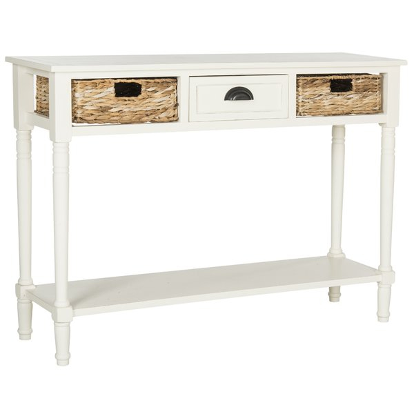 White Console Tables You'll Love (Image 24 of 25)